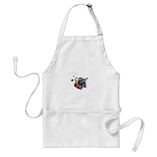 Planets Standard Apron