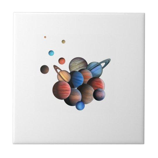 Planets Tile