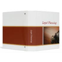 Planification juridique classeur