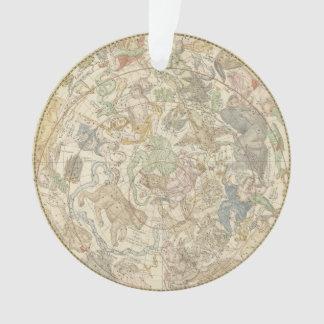 Planisphaerii Coelestis Hemis. Ornament