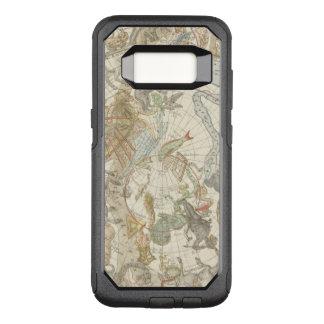 Planisphaerii Coelestis Hemisphaerium OtterBox Commuter Samsung Galaxy S8 Case