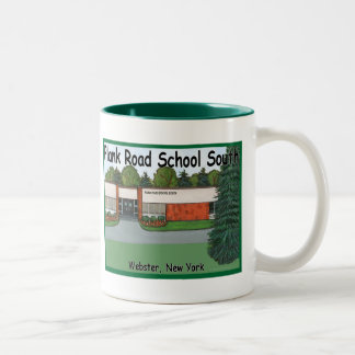 Plank Road South Elementary School Mug