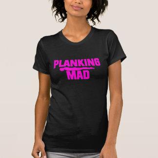 Planking Mad T-Shirt