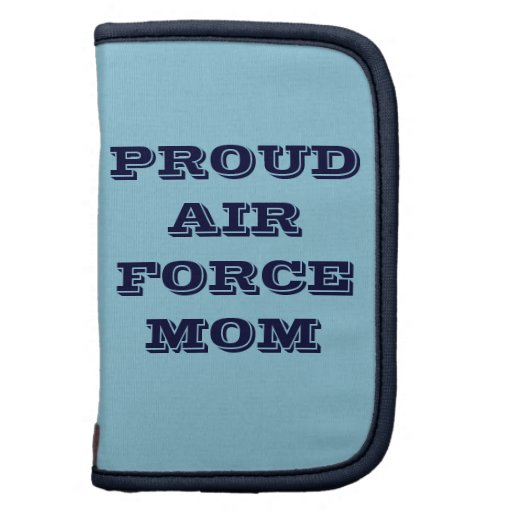 Planner Proud Air Force Mom