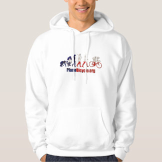 Plano Bicycle Association Evolution Artwork gifts Hoodie