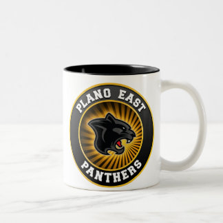 Plano East Panthers Mug