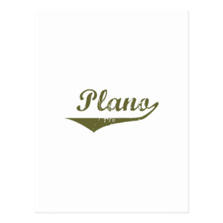 Plano  Revolution t shirts Postcard
