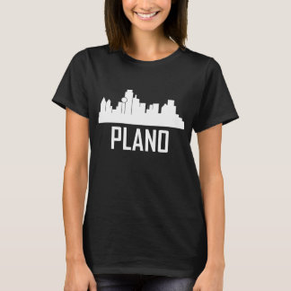 Plano Texas City Skyline T-Shirt
