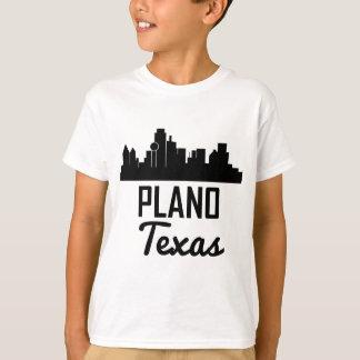 Plano Texas Skyline T-Shirt