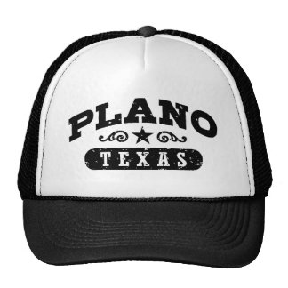 Plano Texas Trucker Hat