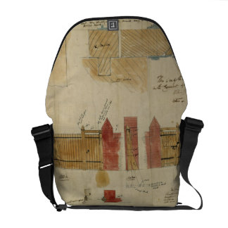 Plans and elevations for The Red House Bexley Hea Messenger Bags