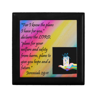 Plans for Hope and a Future Gift Box
