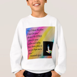 Plans for Hope and a Future Sweatshirt