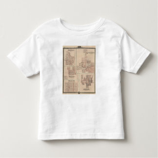 Plans of Monticello, Manchester, Missouri Valley Toddler T-shirt
