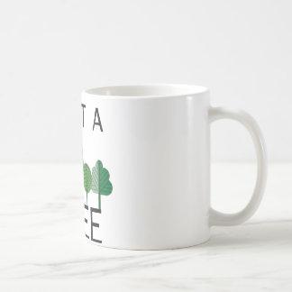 Plant a Tree! Ecology designs! Coffee Mug