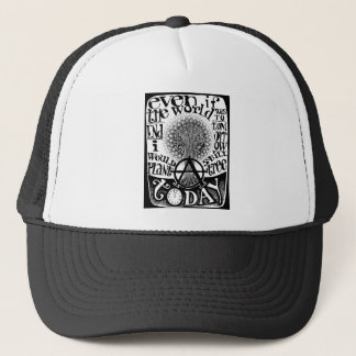 Plant a Tree Today T-Shirt Trucker Hat
