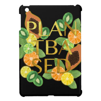 PLANT BASED FRUIT iPad MINI CASES