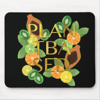 PLANT BASED FRUIT MOUSE PAD