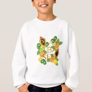 PLANT BASED FRUIT SWEATSHIRT