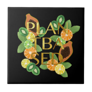 PLANT BASED FRUIT TILE