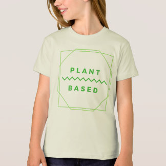 Plant Based Kids T-Shirt