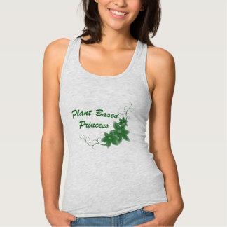 Plant based Princess - Healthy lifestyle vegan top