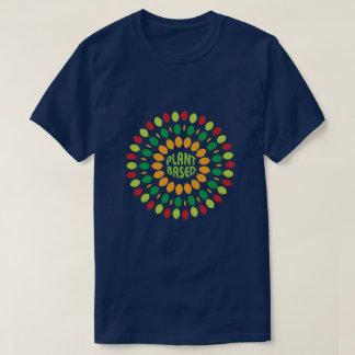 Plant Based with mandala T-Shirt