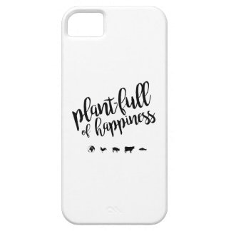 Plant-full of Happiness Phone Case