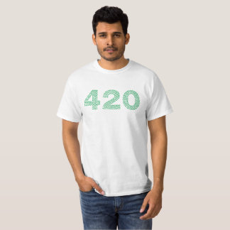 Plant Leaf 4twenty T-Shirt