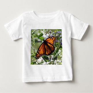 Plant Milkweed Baby T-Shirt