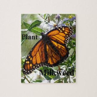 Plant Milkweed Jigsaw Puzzle