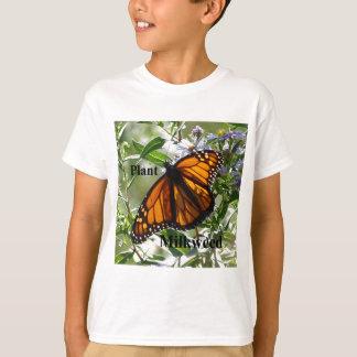 Plant Milkweed T-Shirt