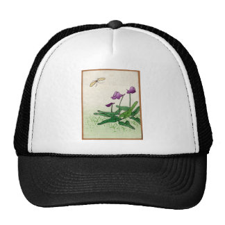 Plant of The Water Lily Family - anon - 1900 - woo Trucker Hat