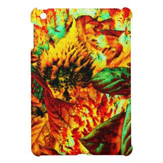 plant on fire iPad mini cover
