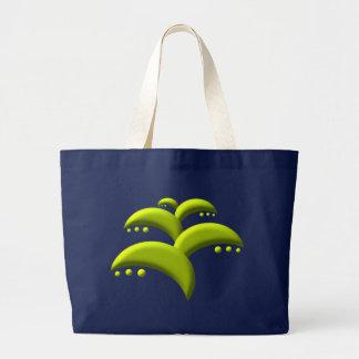 Plant plans tote bags