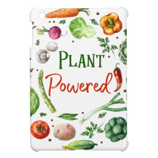 Plant-Powered Designs iPad Mini Cases