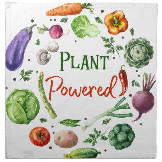 Plant-Powered Designs Napkin