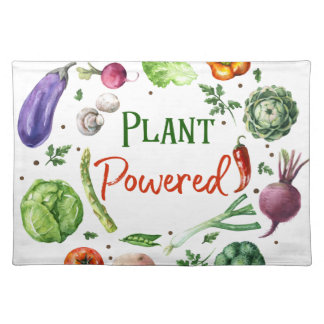 Plant-Powered Designs Placemat