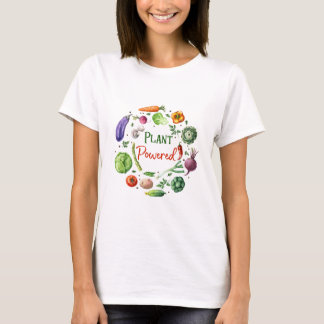 Plant-Powered Designs T-Shirt