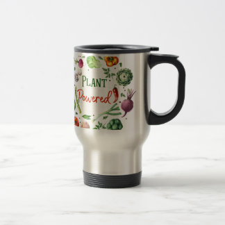 Plant-Powered Designs Travel Mug