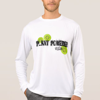 Plant Powered Vegan Kiwi Shirt