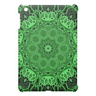 Plant Structures Mandala Cover For The iPad Mini