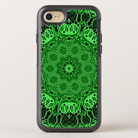 Plant Structures Mandala OtterBox Symmetry iPhone 7 Case