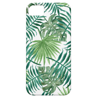 Plant Tropical Botanical Palm Leaf iPhone 5 Cover