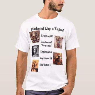 Plantagenet Kings of England T-Shirt