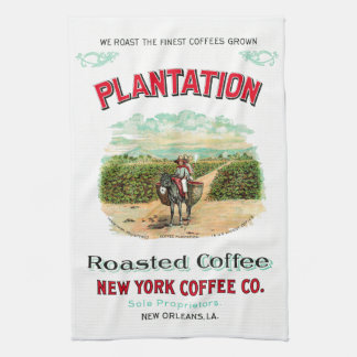 Plantation Roasted Coffee Kitchen Towels