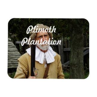 Plantationer Magnet
