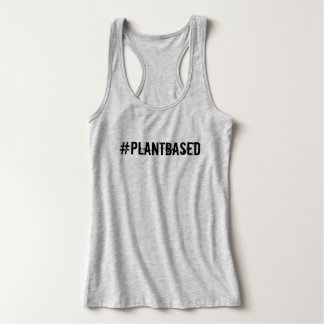 #Plantbased Tank Top