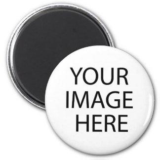 Plantilla del imán 2 inch round magnet