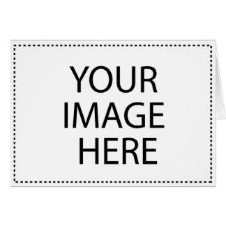 Plantilla horizontal de la tarjeta de felicitación greeting card